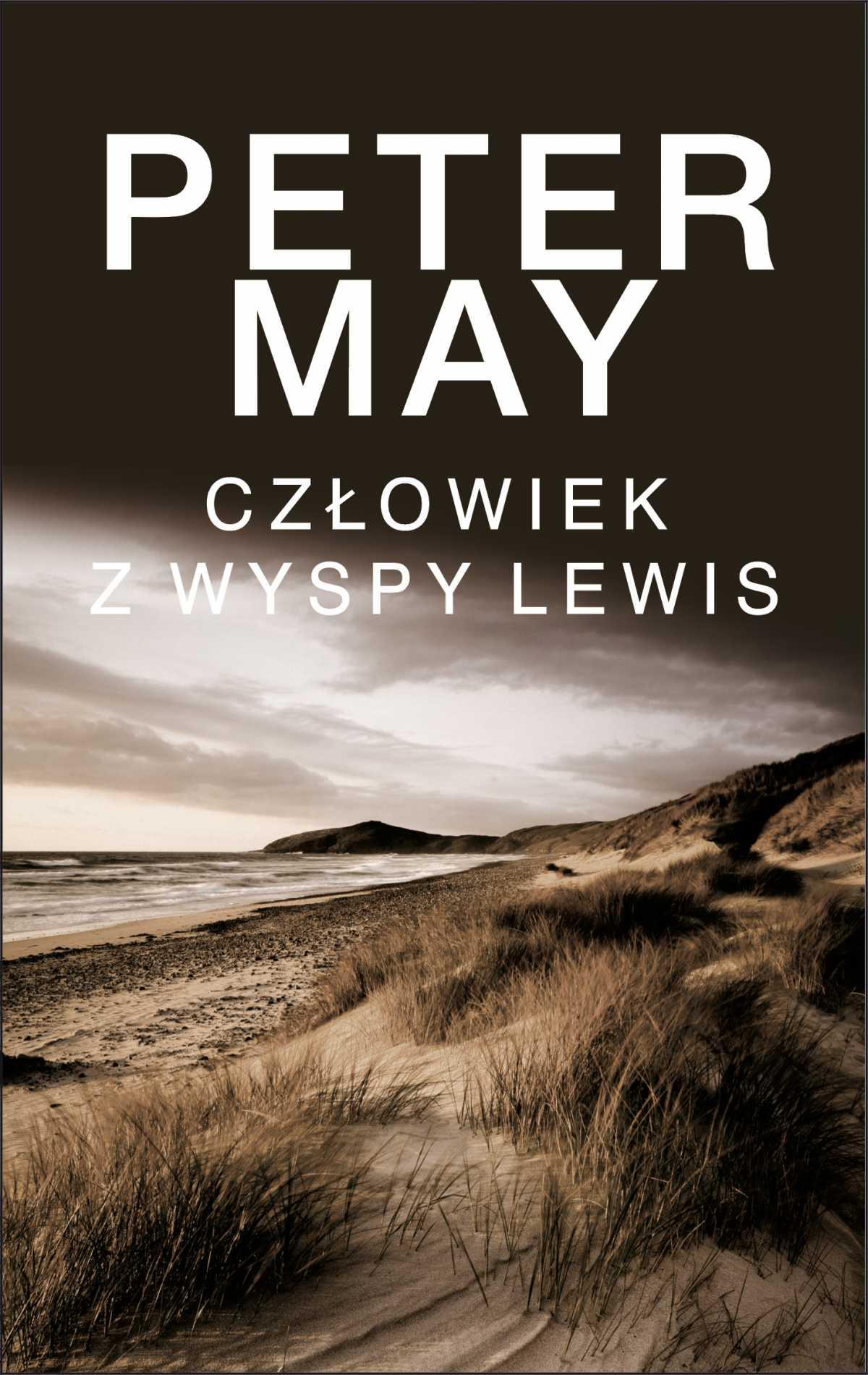 Człowiek z wyspy Lewis - Ebook (Książka EPUB) do pobrania w formacie EPUB