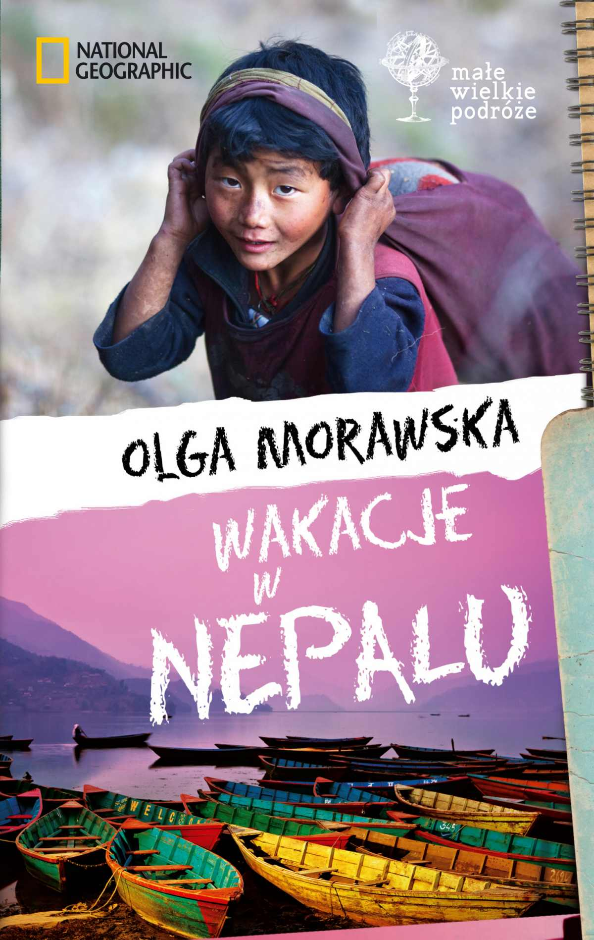 Wakacje w Nepalu - Ebook (Książka EPUB) do pobrania w formacie EPUB