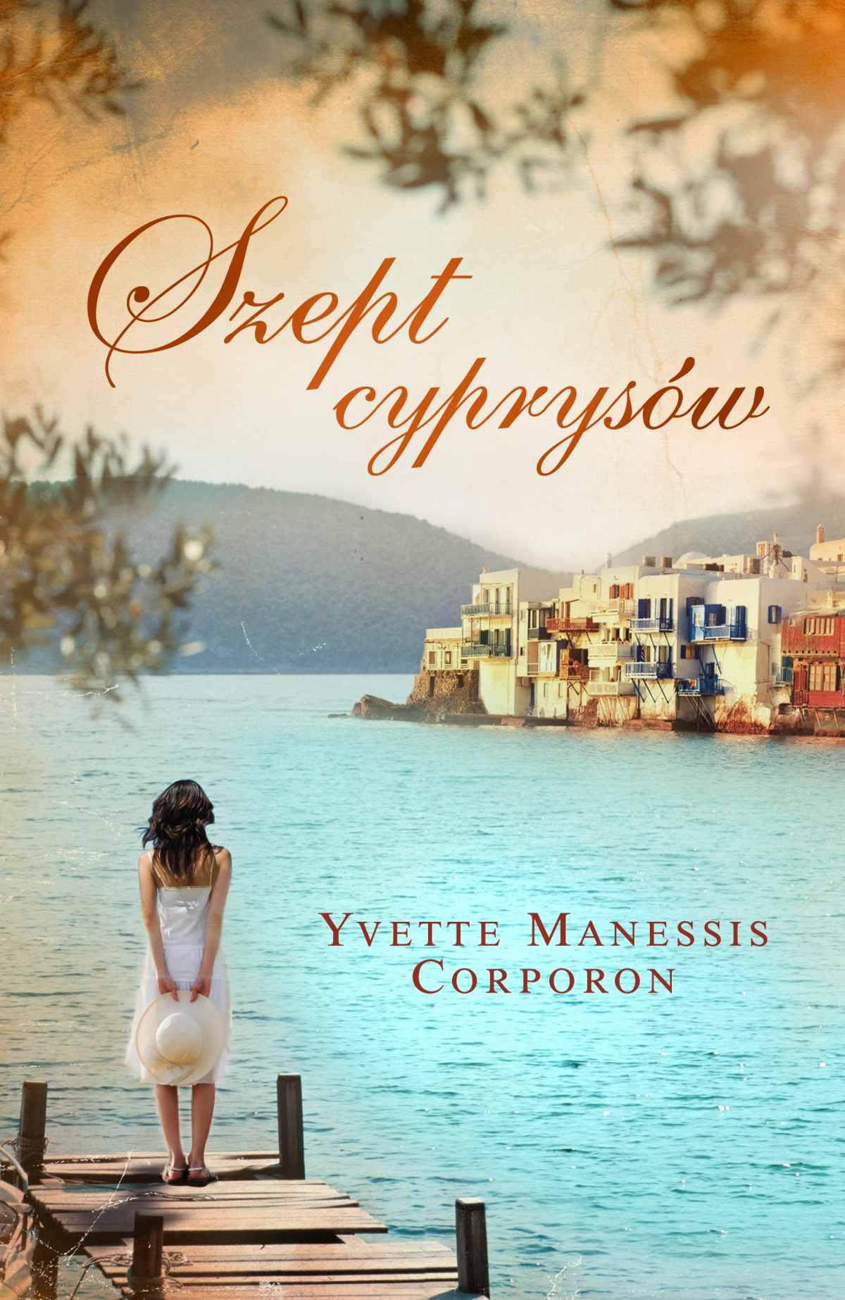 Szept cyprysów - Ebook (Książka na Kindle) do pobrania w formacie MOBI