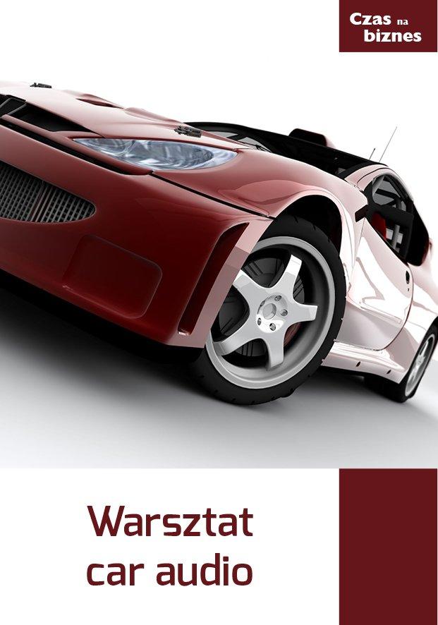 Warsztat car audio - Ebook (Książka na Kindle) do pobrania w formacie MOBI