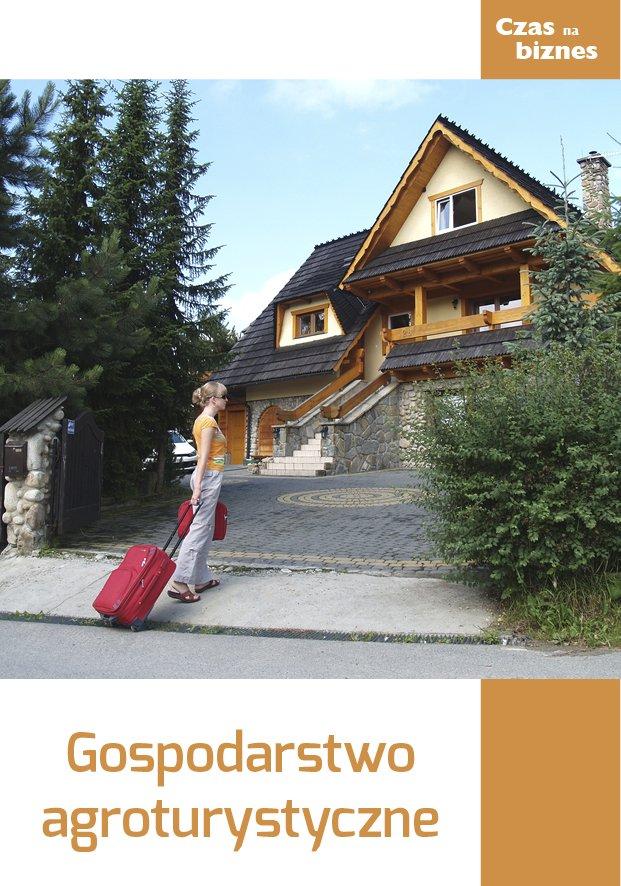 Gospodarstwo agroturystyczne - Ebook (Książka na Kindle) do pobrania w formacie MOBI