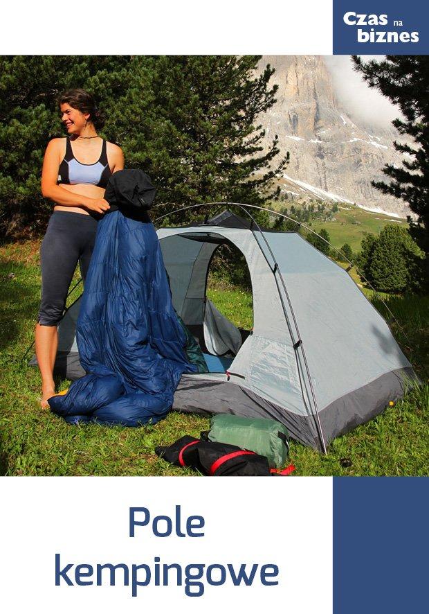 Pole kempingowe - Ebook (Książka EPUB) do pobrania w formacie EPUB