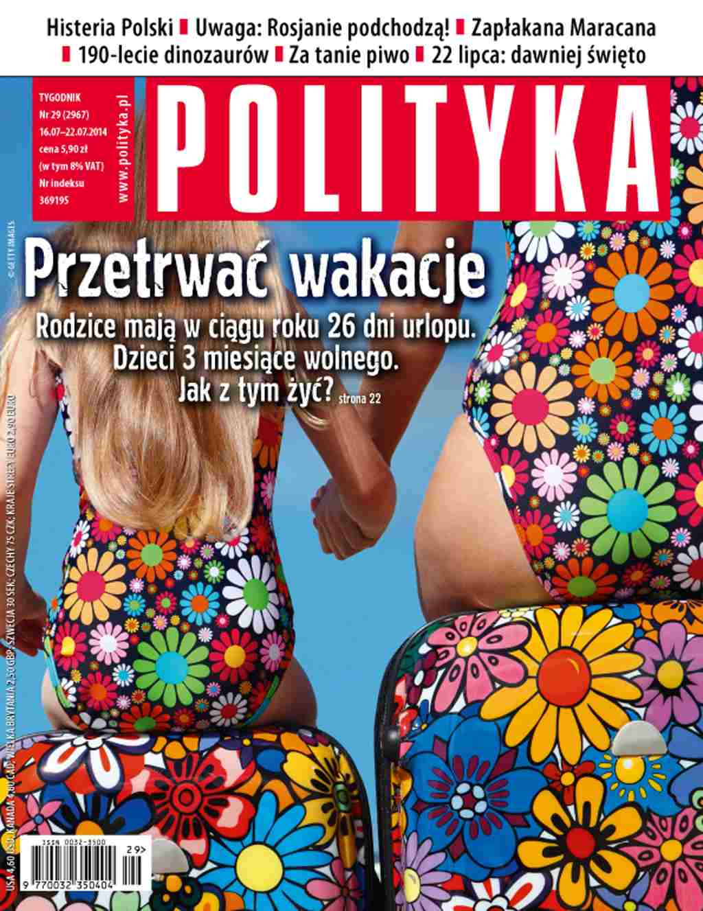 Polityka nr 29/2014 - Ebook (Książka PDF) do pobrania w formacie PDF