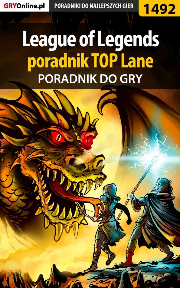 League of Legends - poradnik TOP Lane - Ebook (Książka PDF) do pobrania w formacie PDF