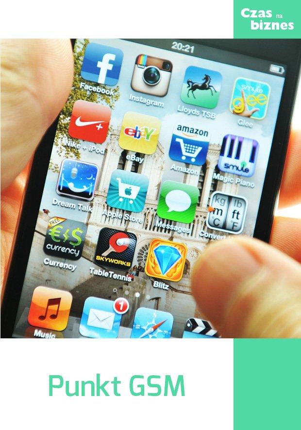 Punkt gsm - Ebook (Książka na Kindle) do pobrania w formacie MOBI
