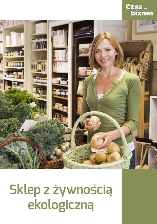 Sklep ze zdrową żywnością - Ebook (Książka na Kindle) do pobrania w formacie MOBI