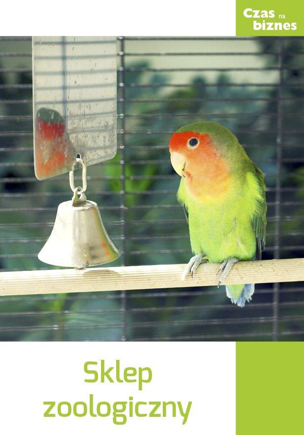 Sklep zoologiczny - Ebook (Książka EPUB) do pobrania w formacie EPUB
