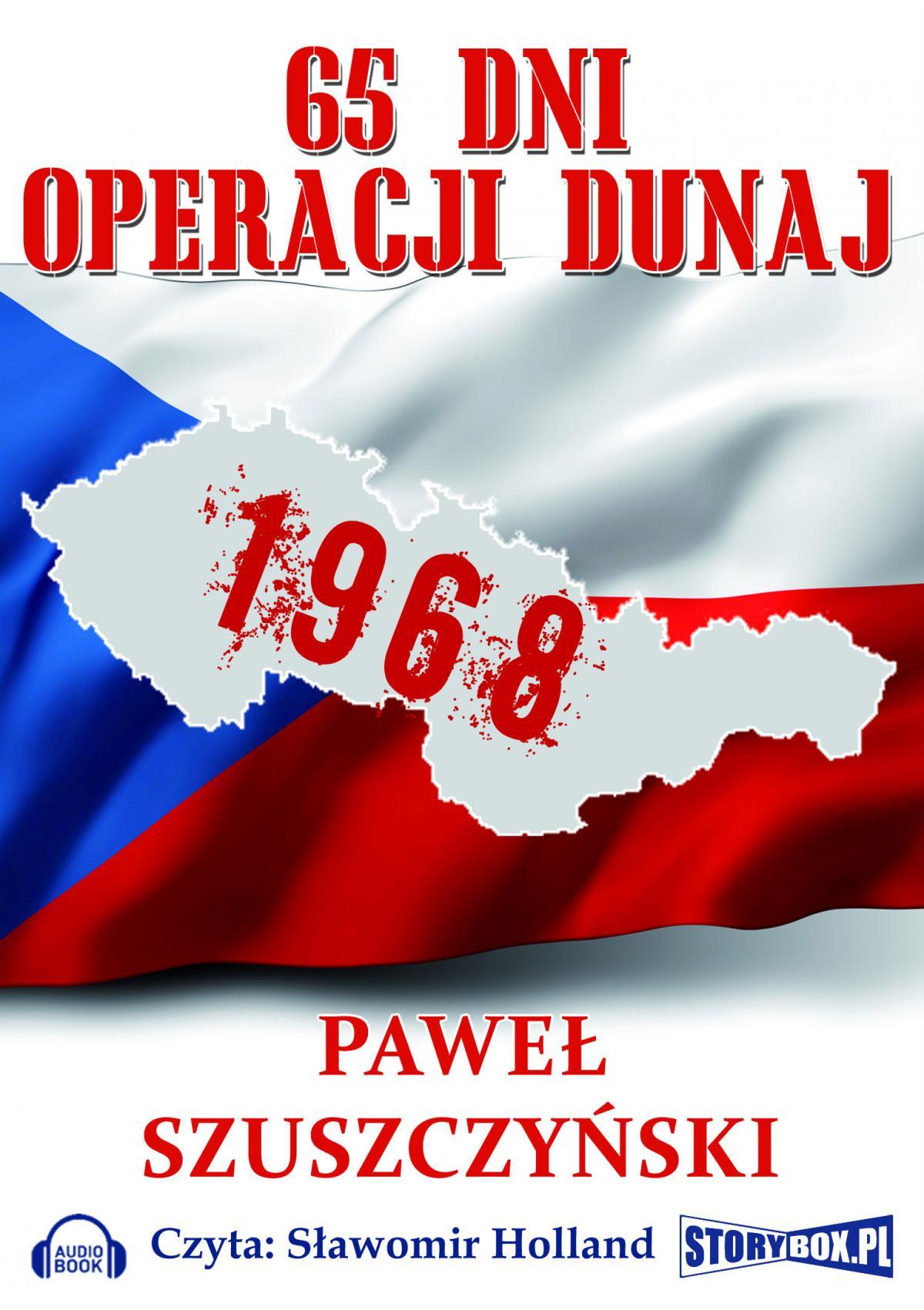 65 dni operacji Dunaj - Audiobook (Książka audio MP3) do pobrania w całości w archiwum ZIP