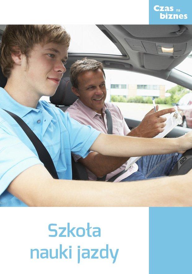 Szkoła jazdy - Ebook (Książka EPUB) do pobrania w formacie EPUB