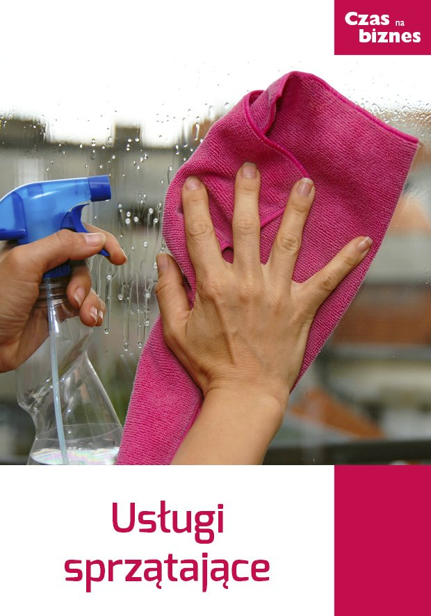 Usługi sprzątania - Ebook (Książka na Kindle) do pobrania w formacie MOBI