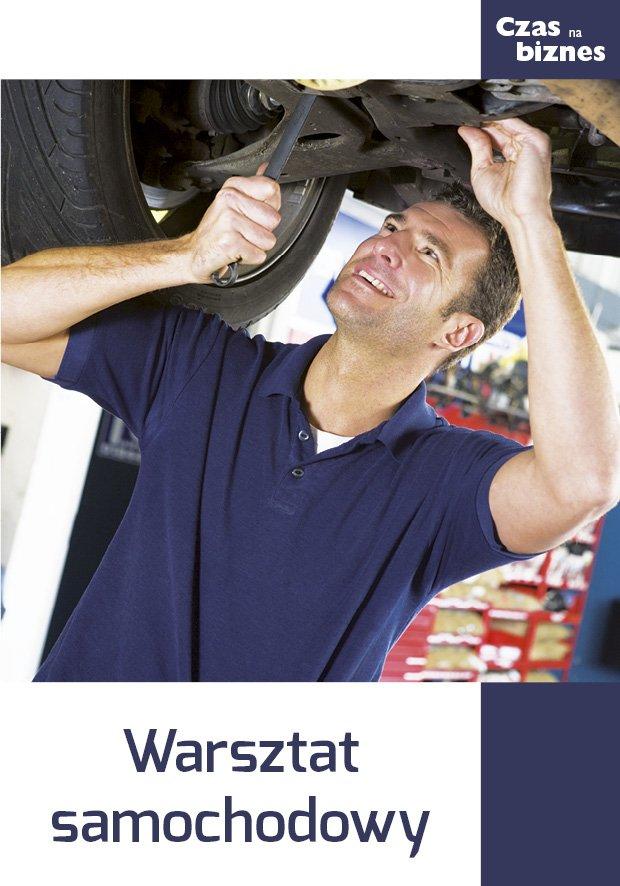 Warsztat samochodowy - Ebook (Książka na Kindle) do pobrania w formacie MOBI