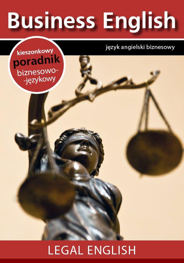 Legal English. Angielski dla prawników - Ebook (Książka na Kindle) do pobrania w formacie MOBI