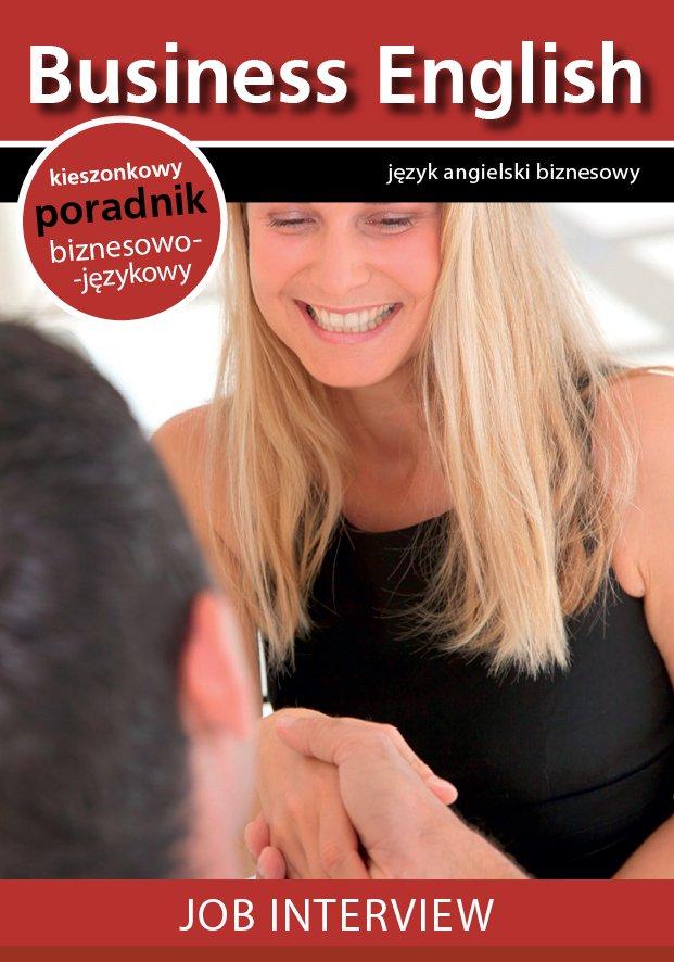 Job interview. Rozmowa kwalifikacyjna - Ebook (Książka EPUB) do pobrania w formacie EPUB