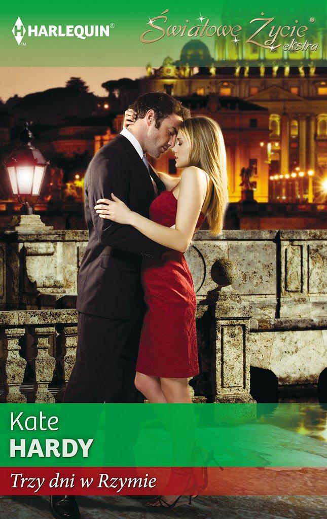 Trzy dni w Rzymie - Ebook (Książka na Kindle) do pobrania w formacie MOBI