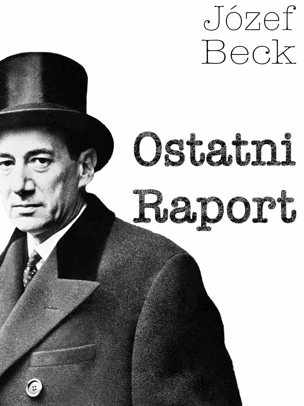 Ostatni Raport - Ebook (Książka EPUB) do pobrania w formacie EPUB