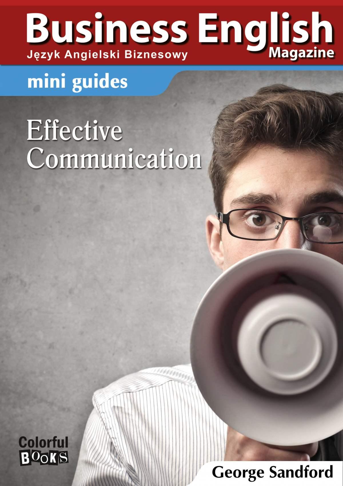 Mini guides: Effective communication - Ebook (Książka na Kindle) do pobrania w formacie MOBI
