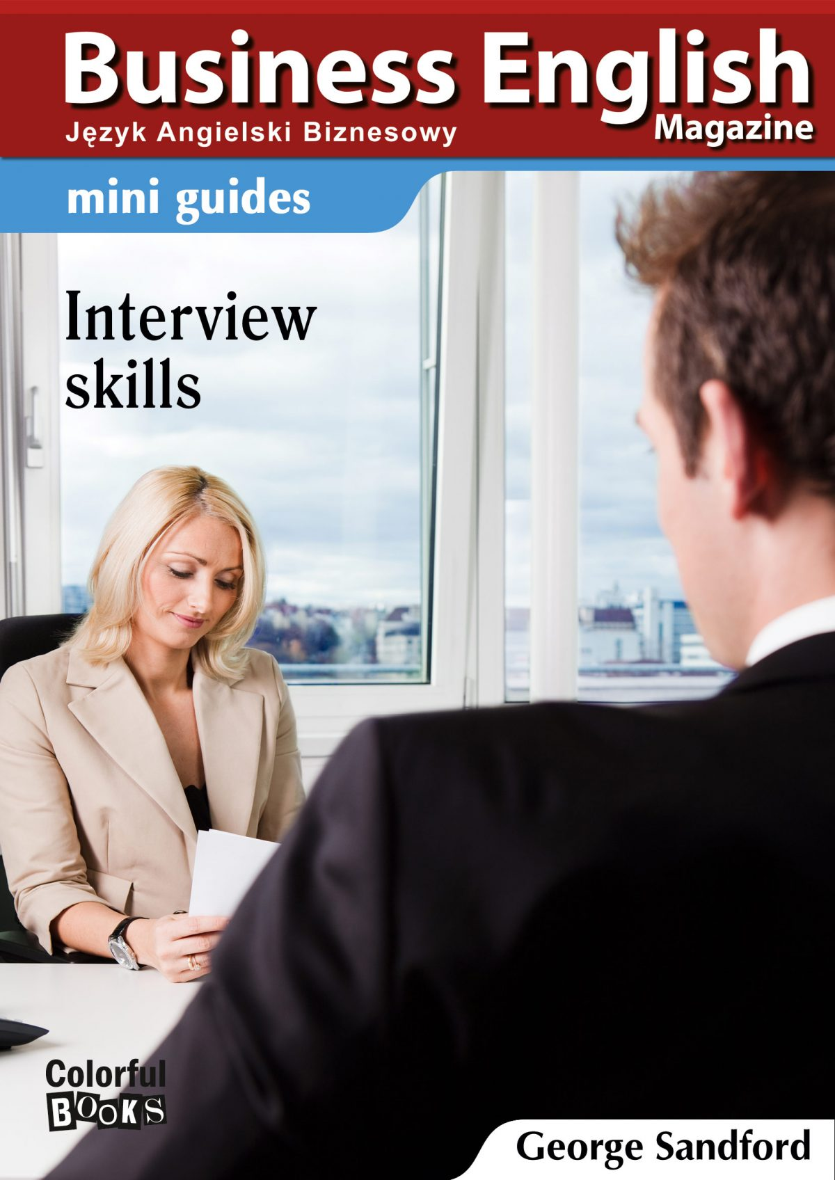 Mini guides: Interview skills - Ebook (Książka EPUB) do pobrania w formacie EPUB