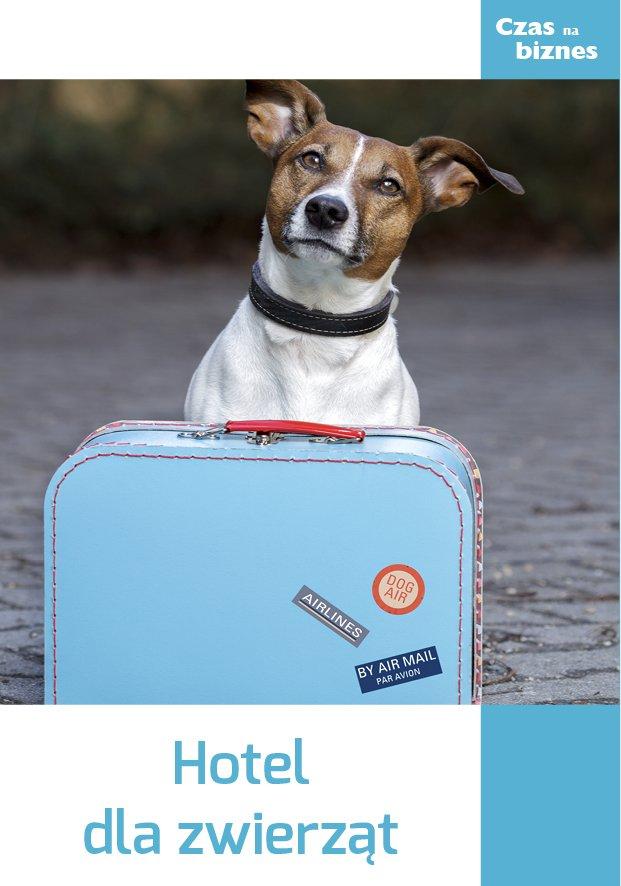Hotel dla zwierząt - Ebook (Książka na Kindle) do pobrania w formacie MOBI