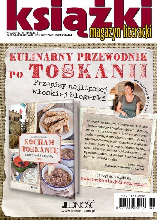 Magazyn Literacki KSIĄŻKI 7/2014 - Ebook (Książka PDF) do pobrania w formacie PDF