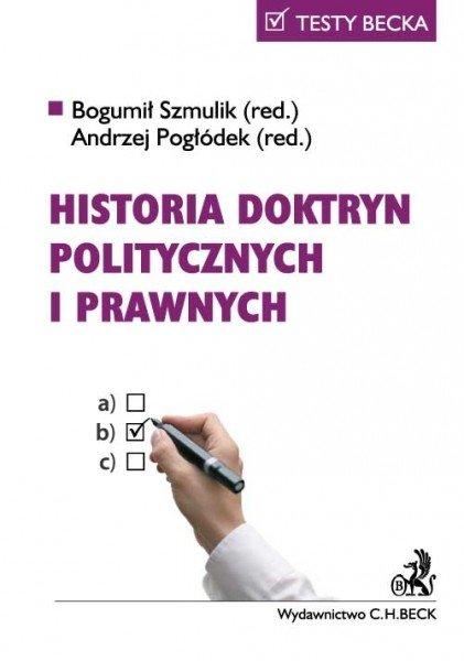 Historia doktryn politycznych i prawnych - Ebook (Książka PDF) do pobrania w formacie PDF