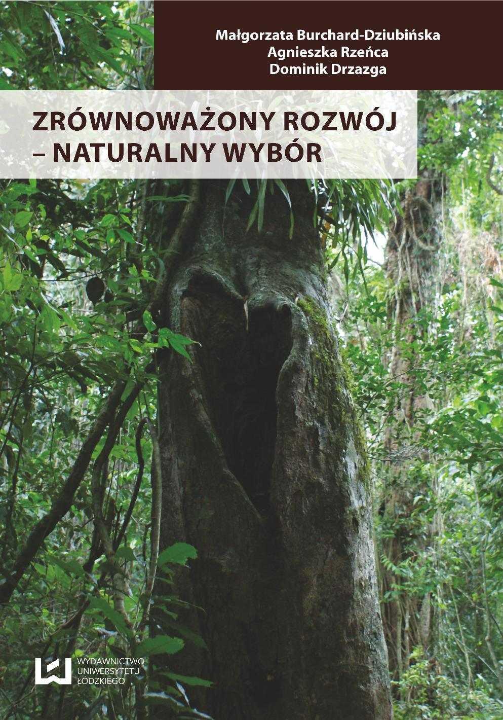 Zrównoważony rozwój ‒ naturalny wybór - Ebook (Książka PDF) do pobrania w formacie PDF