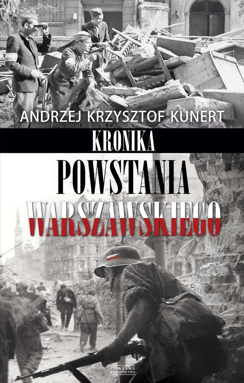 Kronika Powstania Warszawskiego - Ebook (Książka EPUB) do pobrania w formacie EPUB