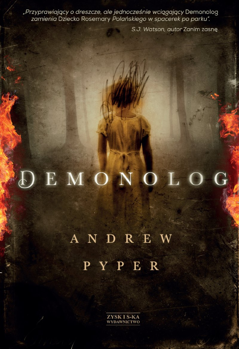 Demonolog - Ebook (Książka EPUB) do pobrania w formacie EPUB