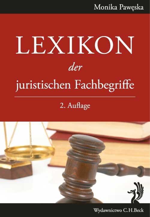 Lexikon der juristischen Fachbegriffe - Ebook (Książka PDF) do pobrania w formacie PDF