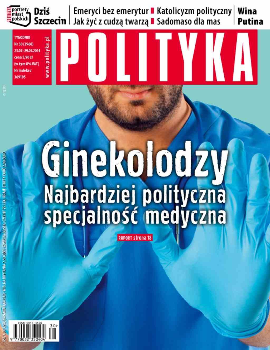 Polityka nr 30/2014 - Ebook (Książka PDF) do pobrania w formacie PDF