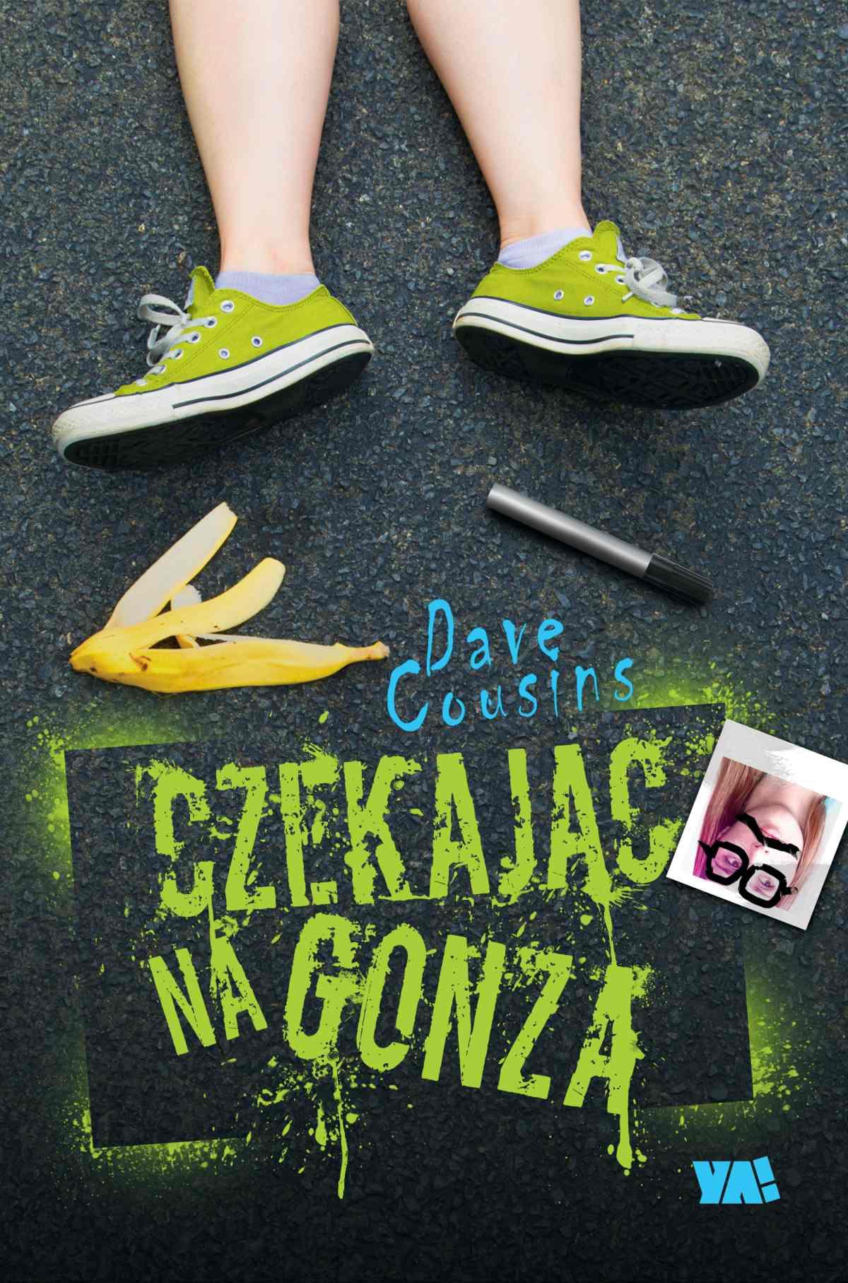 Czekając na Gonza - Ebook (Książka na Kindle) do pobrania w formacie MOBI