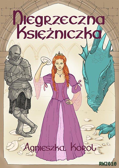 Niegrzeczna księżniczka - Ebook (Książka na Kindle) do pobrania w formacie MOBI