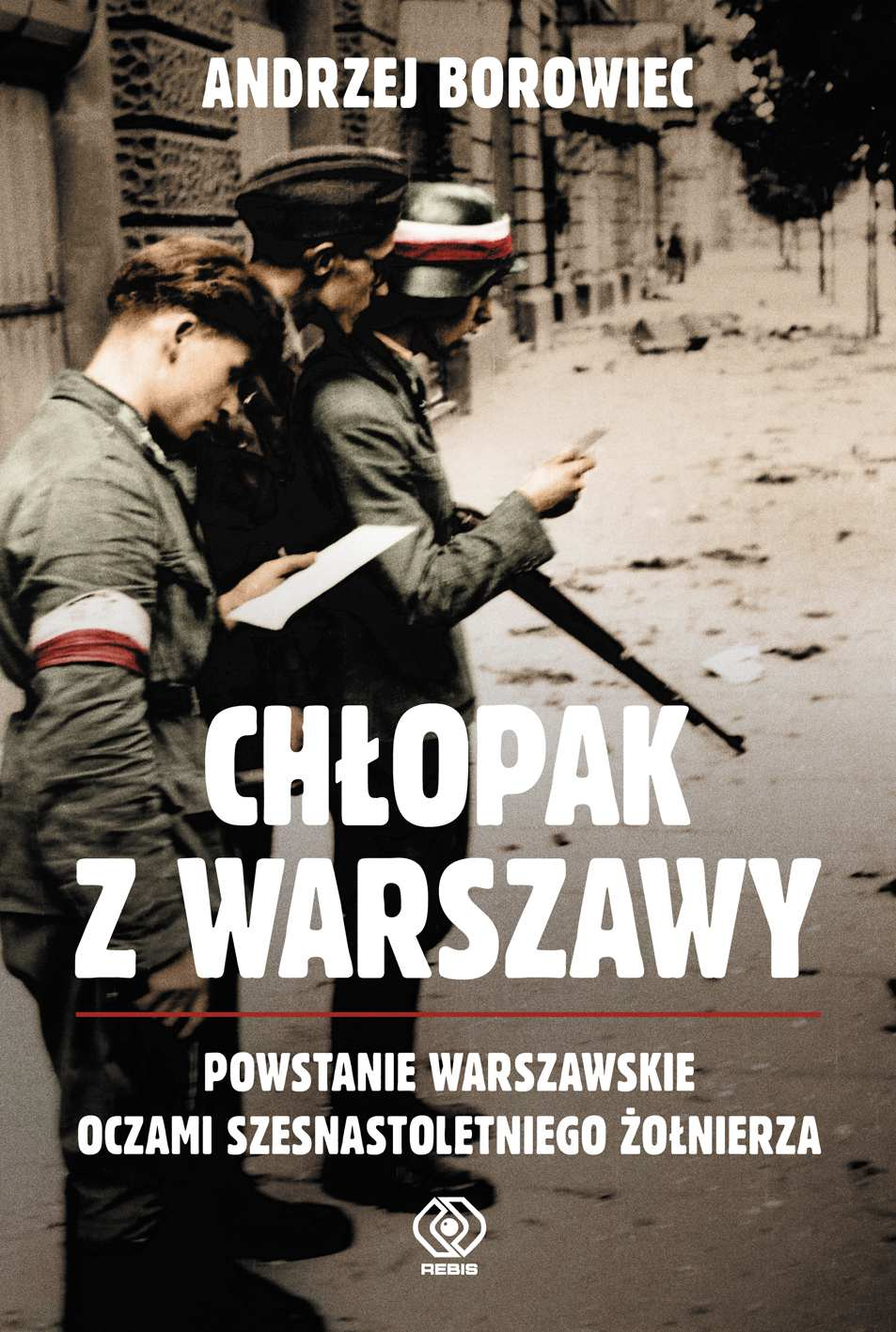 Chłopak z Warszawy - Ebook (Książka EPUB) do pobrania w formacie EPUB