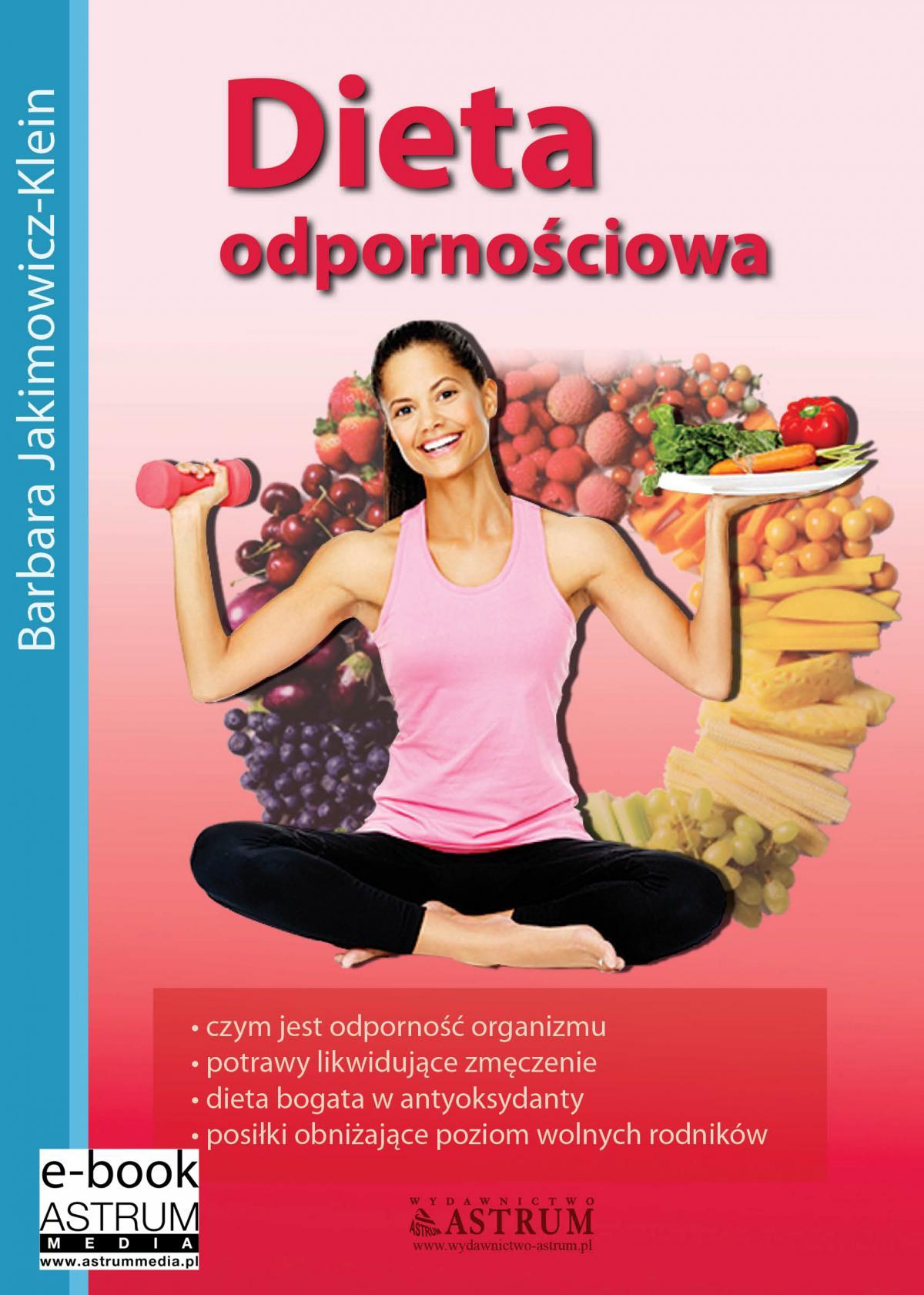 Dieta... - Ebook (Książka PDF) do pobrania w formacie PDF