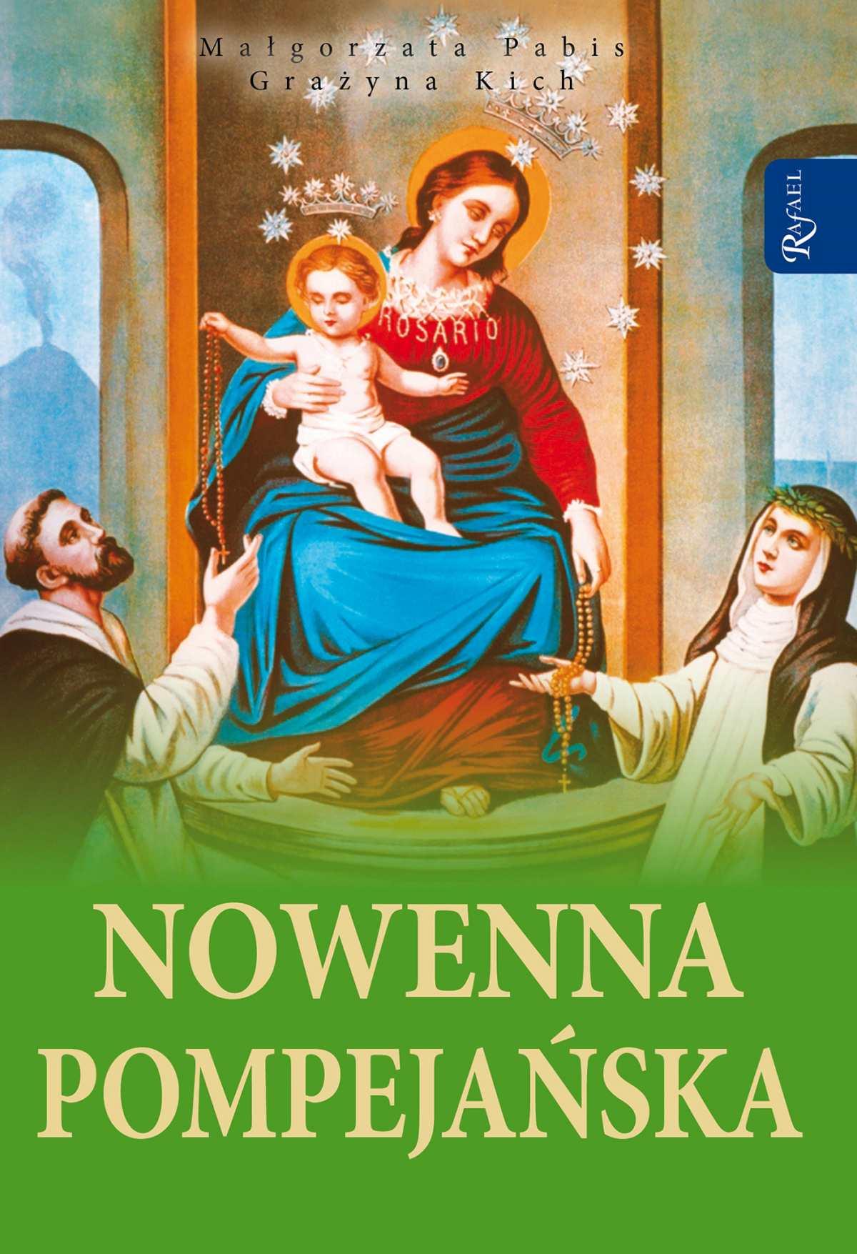 Nowenna pompejańska - Ebook (Książka na Kindle) do pobrania w formacie MOBI