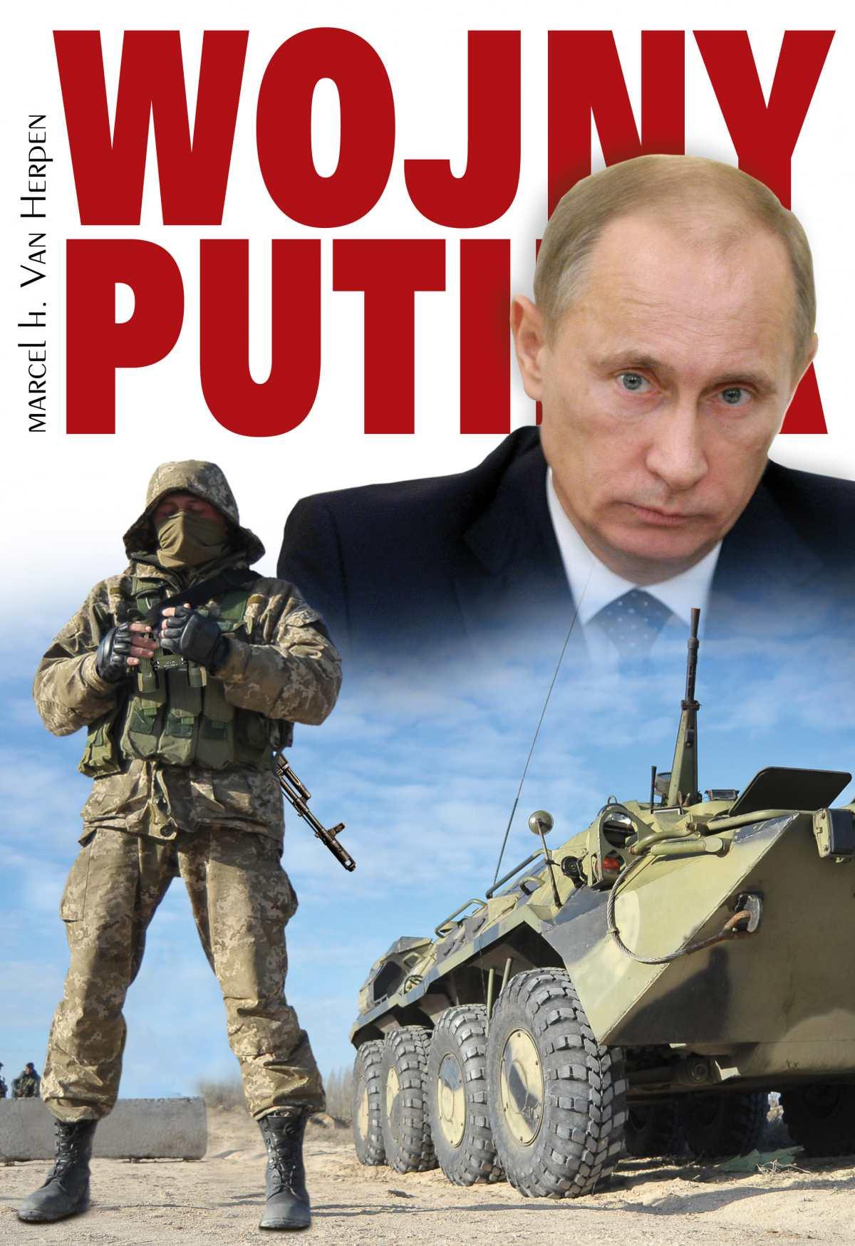 Wojny Putina - Ebook (Książka EPUB) do pobrania w formacie EPUB