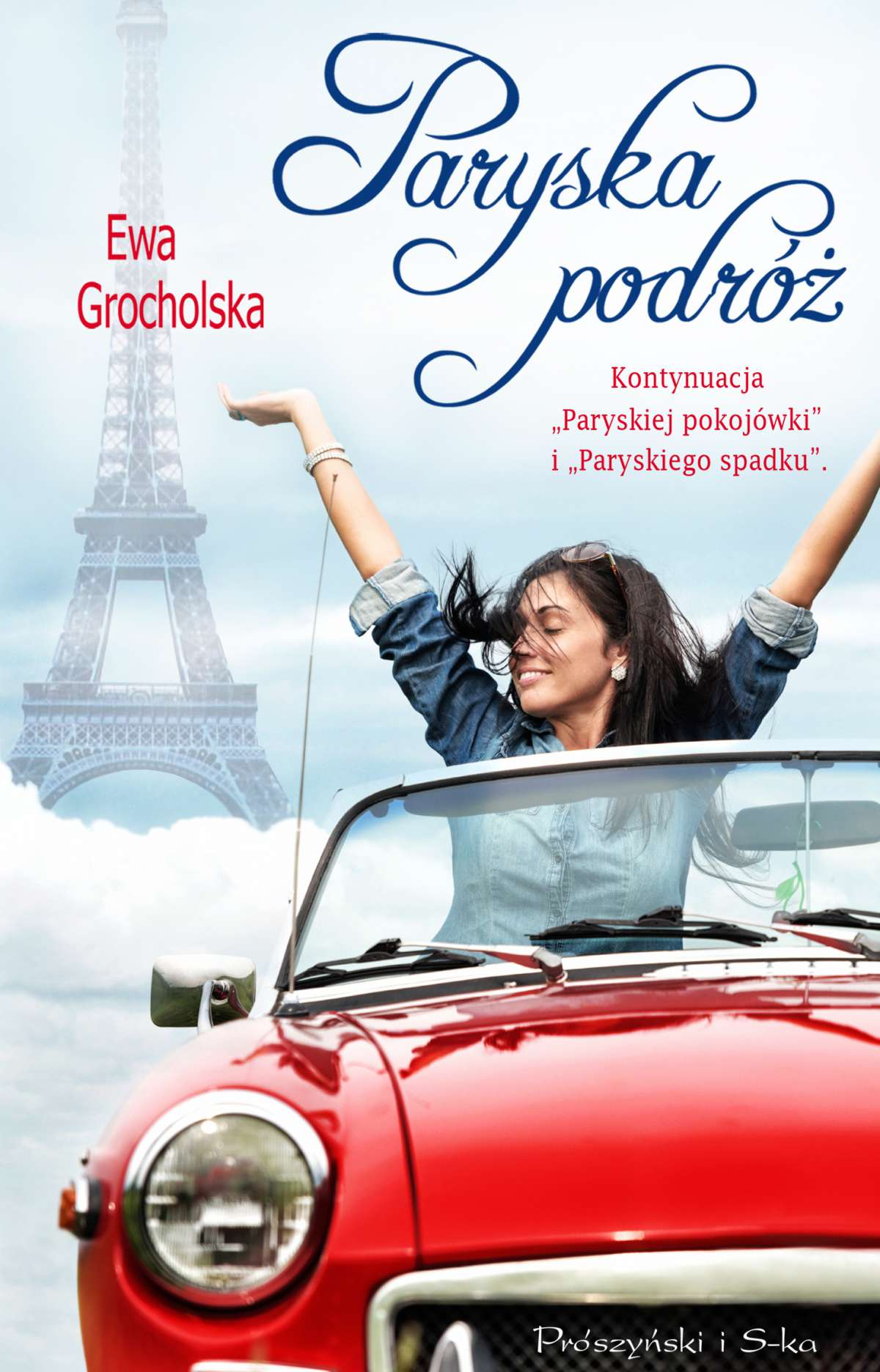 Paryska podróż - Ebook (Książka na Kindle) do pobrania w formacie MOBI