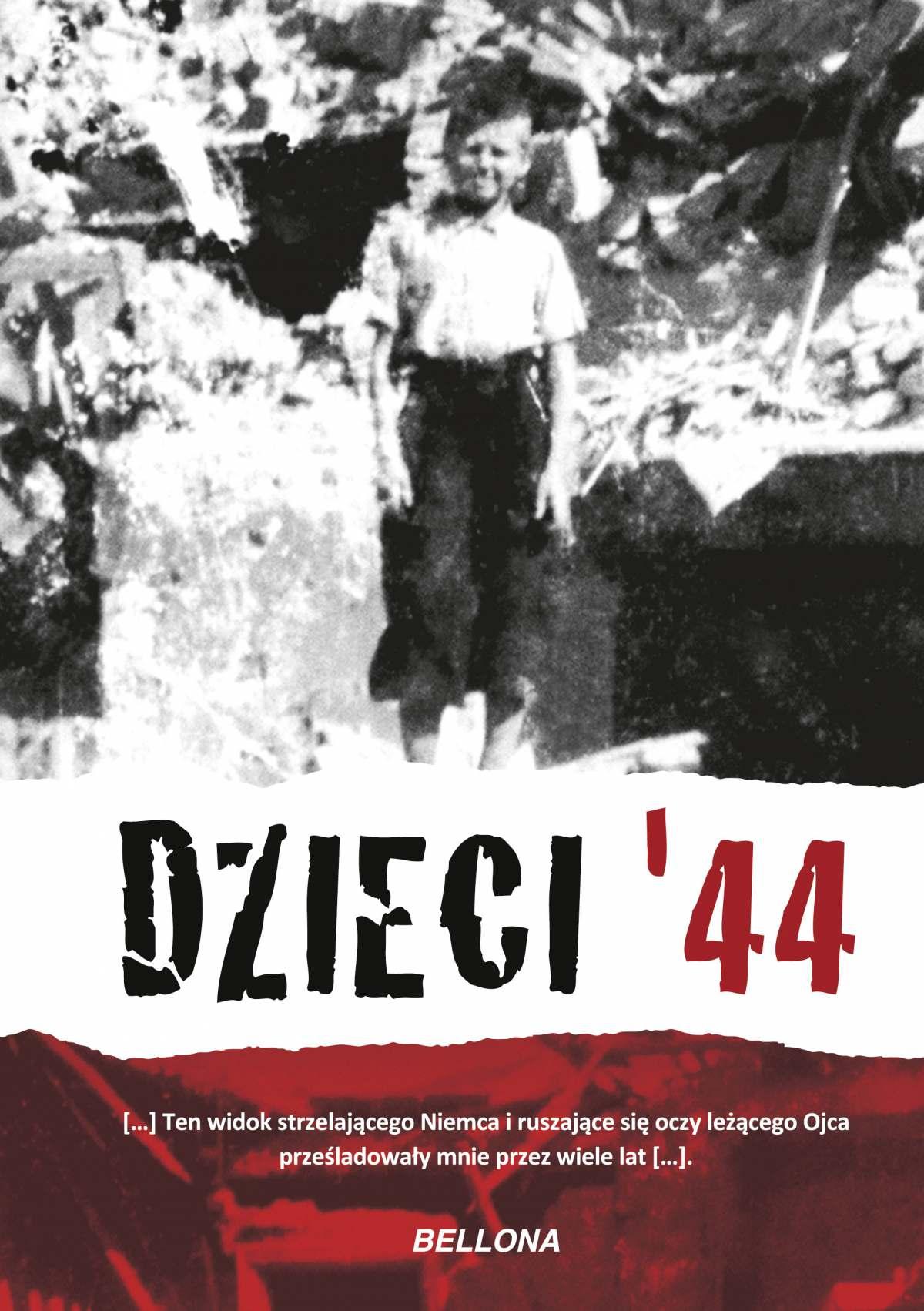 Dzieci 44. Wspomnienia dzieci powstańczej Warszawy - Ebook (Książka na Kindle) do pobrania w formacie MOBI