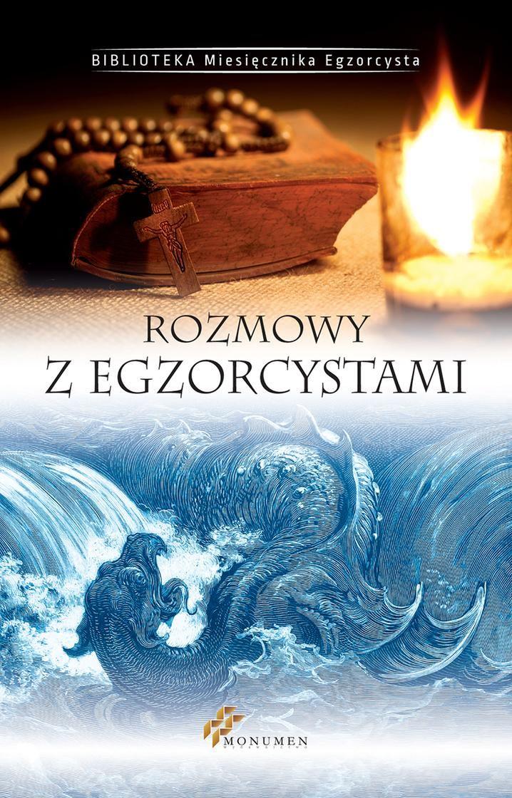 Rozmowy z egzorcystami - Ebook (Książka na Kindle) do pobrania w formacie MOBI