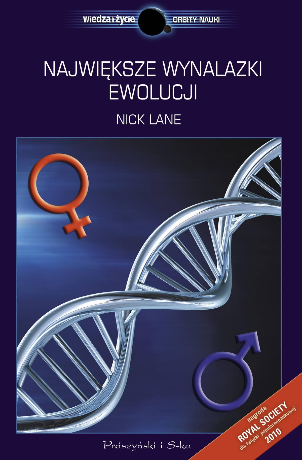 Największe wynalazki ewolucji - Ebook (Książka na Kindle) do pobrania w formacie MOBI
