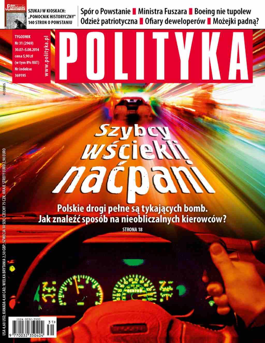 Polityka nr 31/2014 - Ebook (Książka PDF) do pobrania w formacie PDF