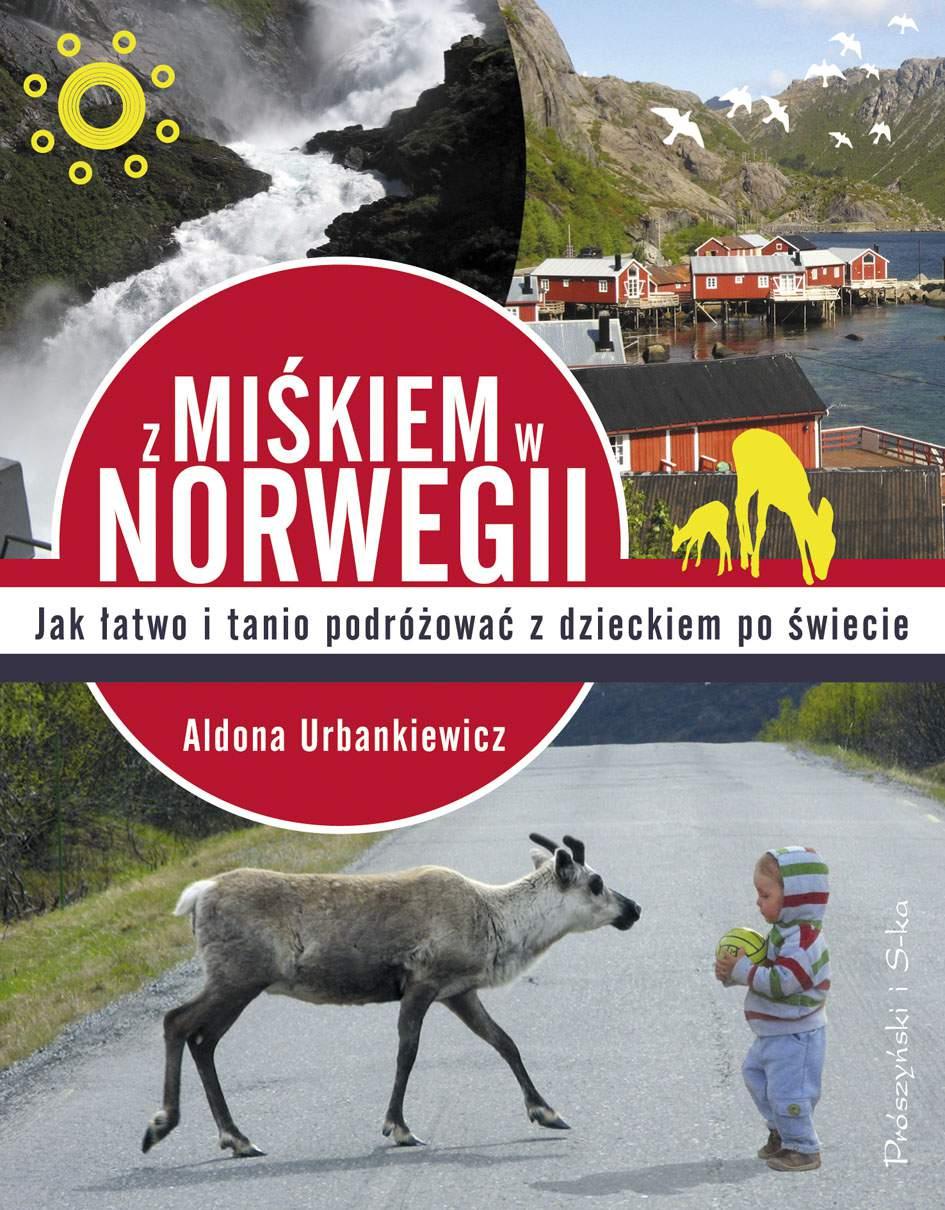 Z Miśkiem w Norwegii - Ebook (Książka na Kindle) do pobrania w formacie MOBI