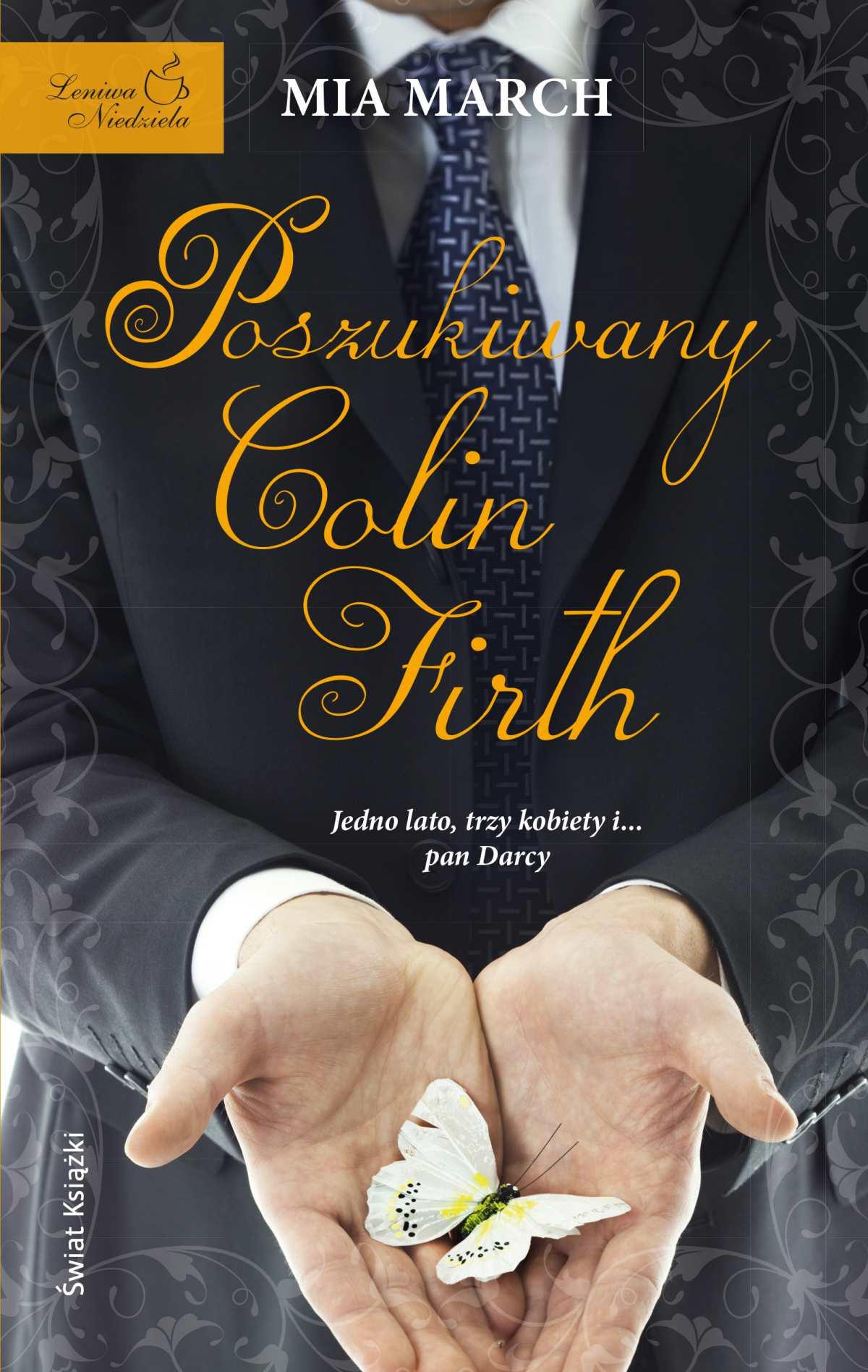 Poszukiwany Colin Firth - Ebook (Książka na Kindle) do pobrania w formacie MOBI