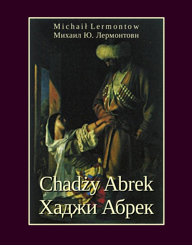 Chadży Abrek - Ebook (Książka EPUB) do pobrania w formacie EPUB