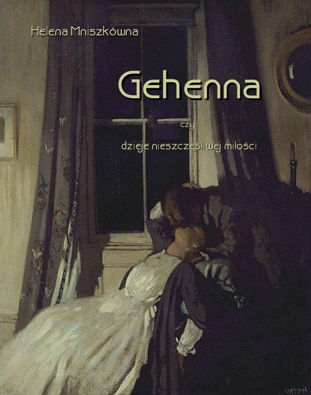 Gehenna, czyli... - Ebook (Książka EPUB) do pobrania w formacie EPUB