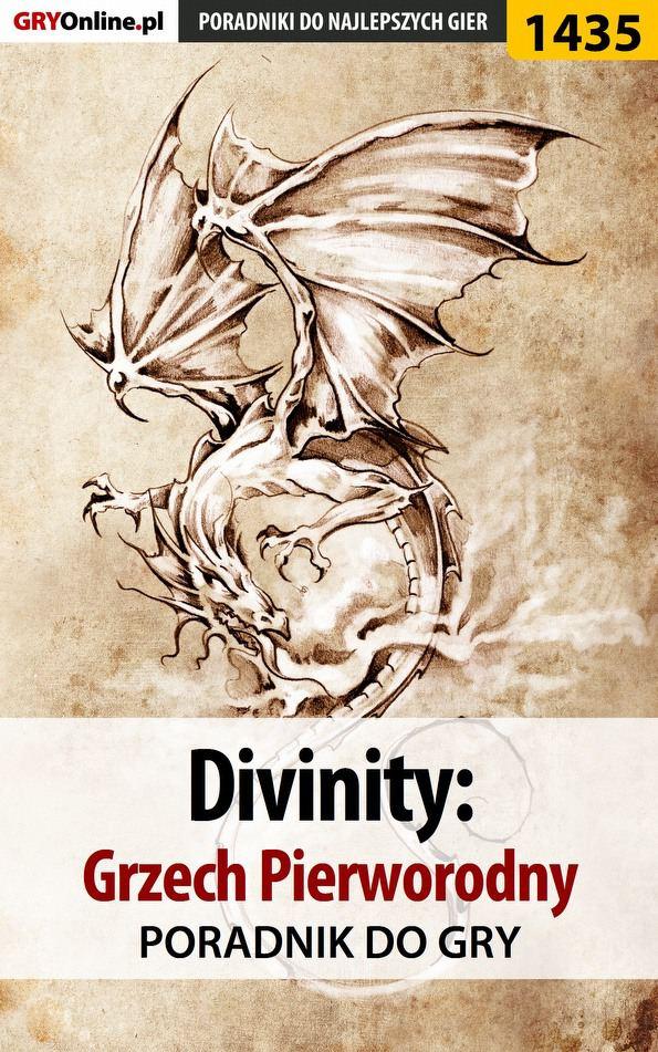 Divinity: Grzech Pierworodny - poradnik do gry - Ebook (Książka PDF) do pobrania w formacie PDF
