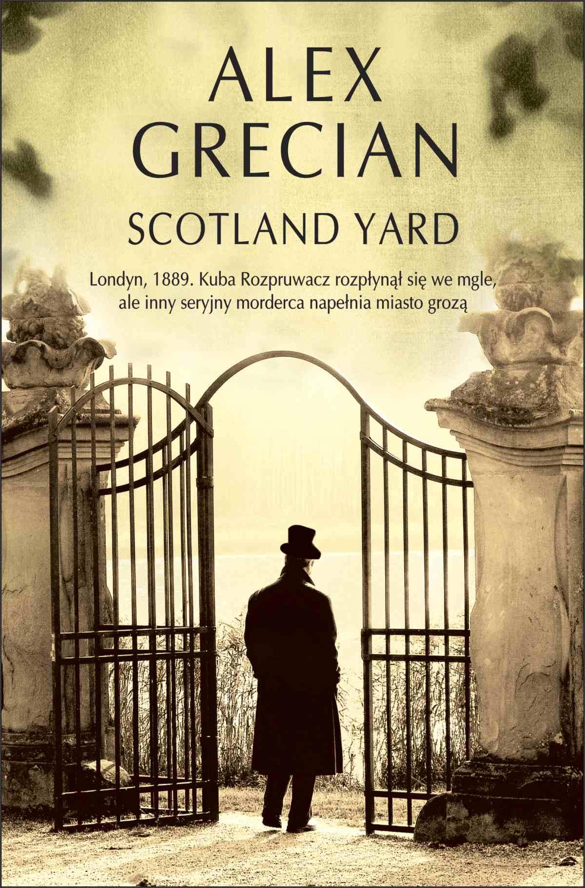 Scotland Yard - Ebook (Książka EPUB) do pobrania w formacie EPUB