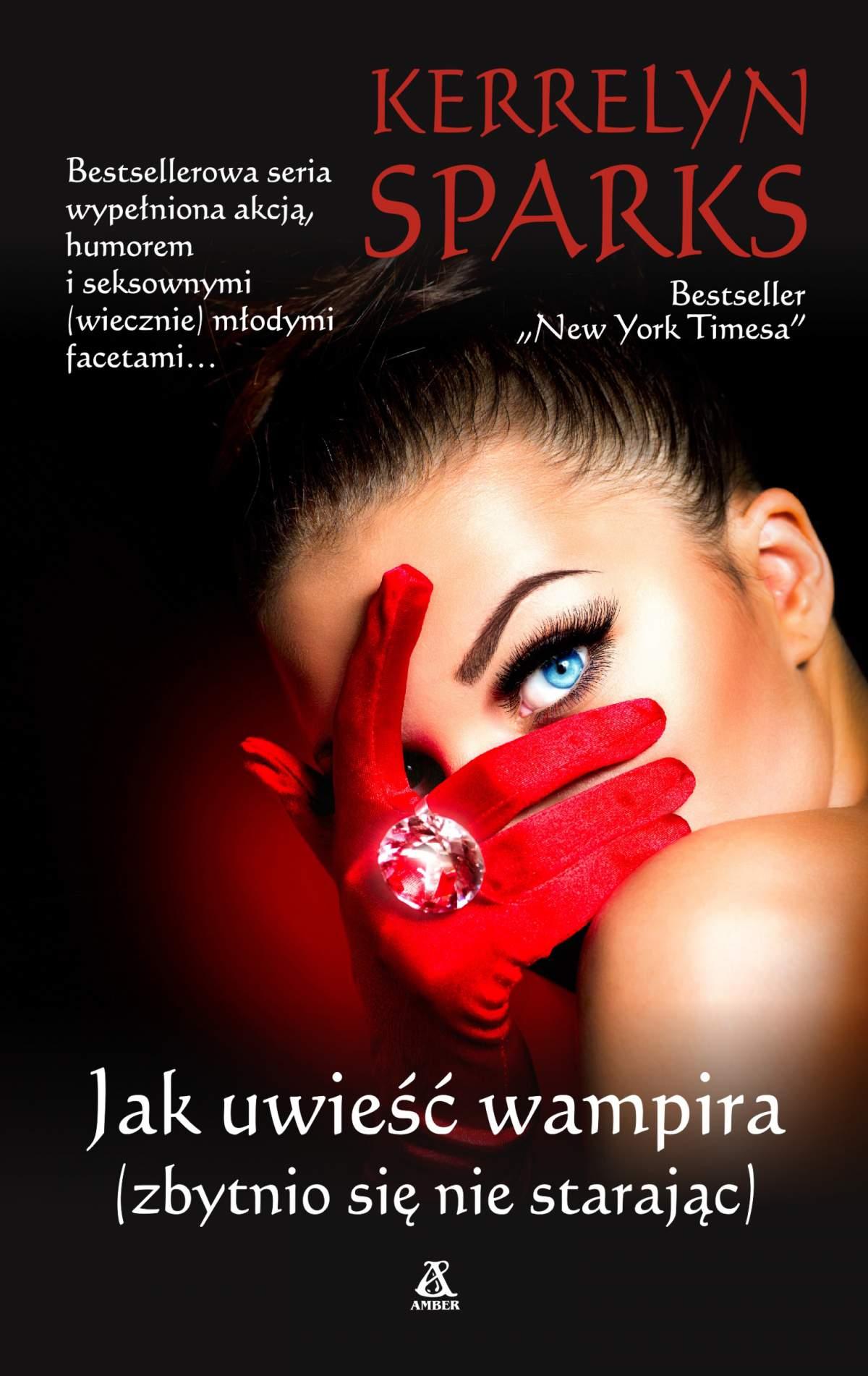 Jak uwieść wampira - Ebook (Książka na Kindle) do pobrania w formacie MOBI
