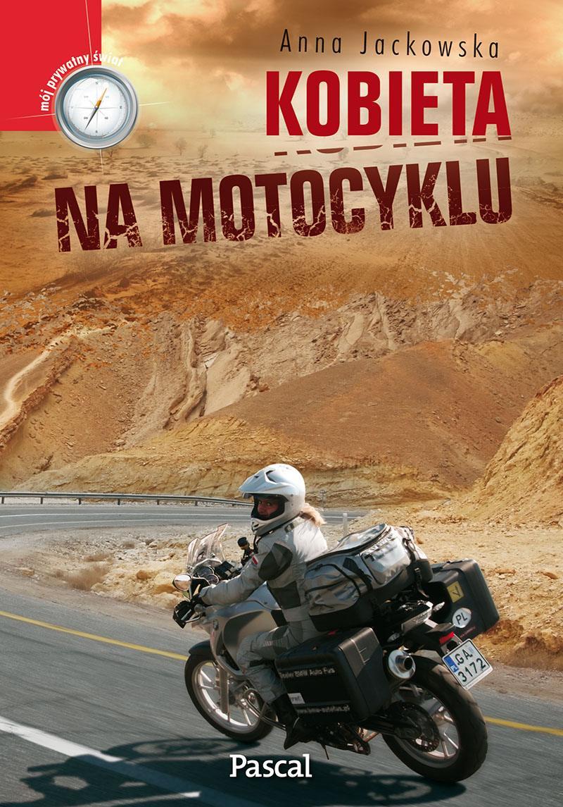 Kobieta na motocyklu - Ebook (Książka na Kindle) do pobrania w formacie MOBI