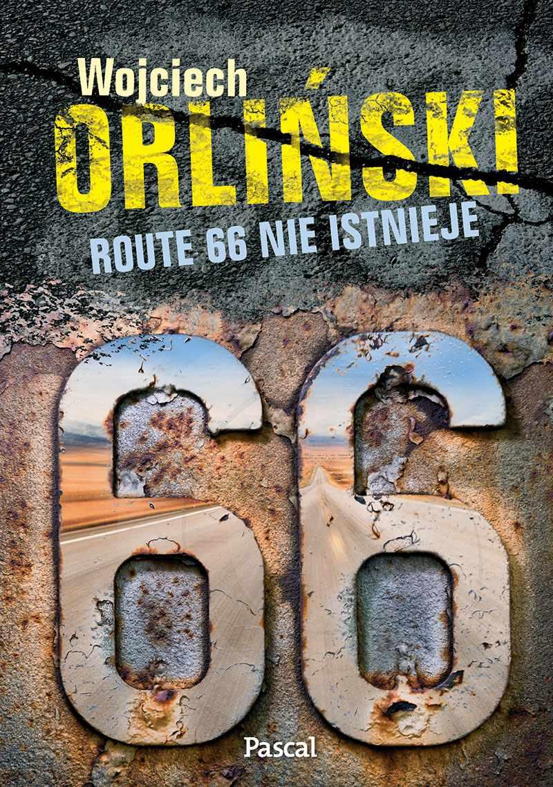 Route 66 nie istnieje. 2500 mil popkulturowej podróży! - Ebook (Książka EPUB) do pobrania w formacie EPUB