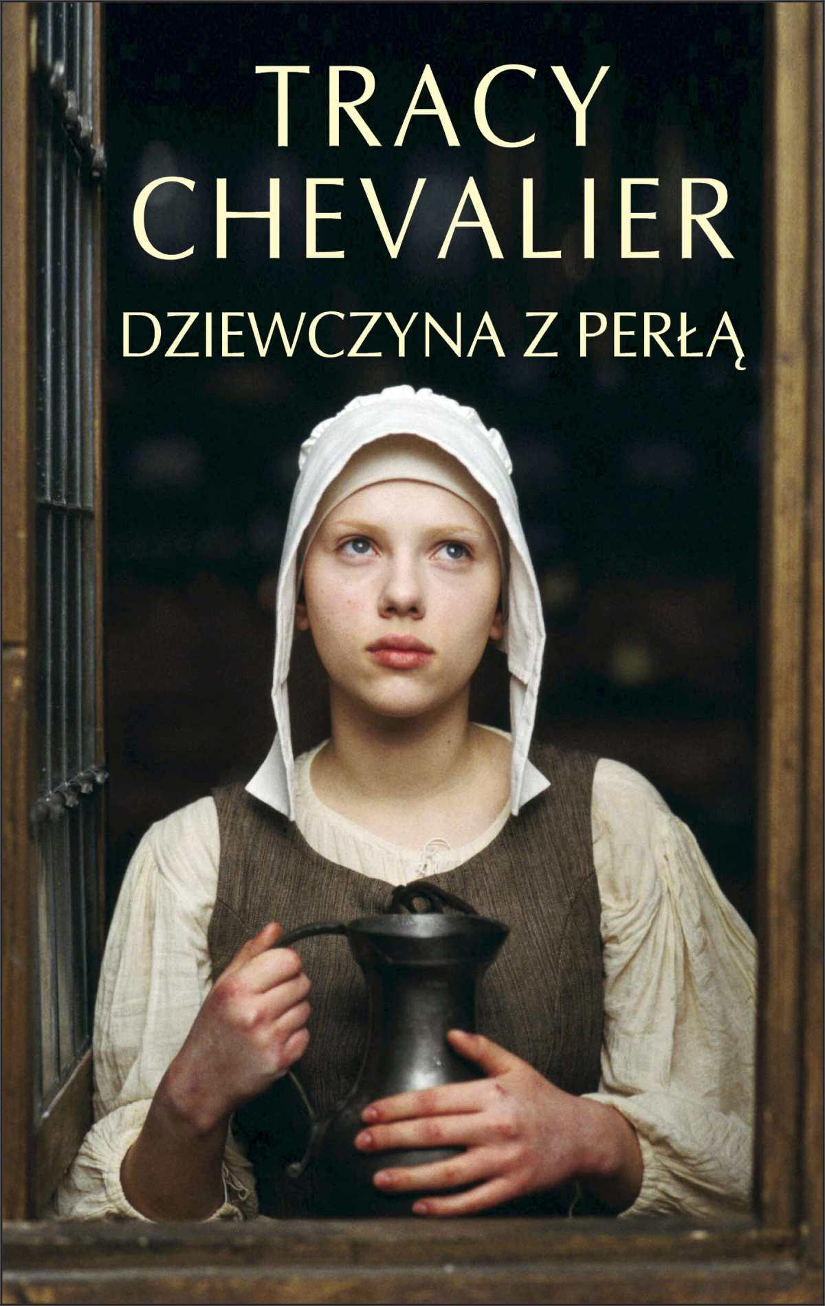 Dziewczyna z perłą - Ebook (Książka na Kindle) do pobrania w formacie MOBI
